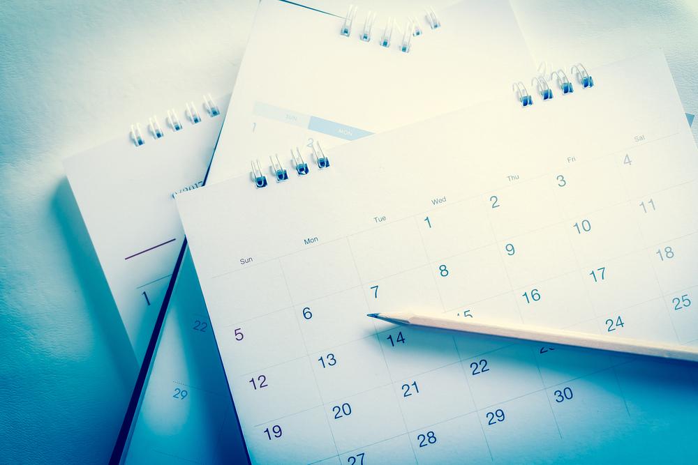 métodos de organização - Agenda de clientes: como organizar para aumentar a sua produtividade