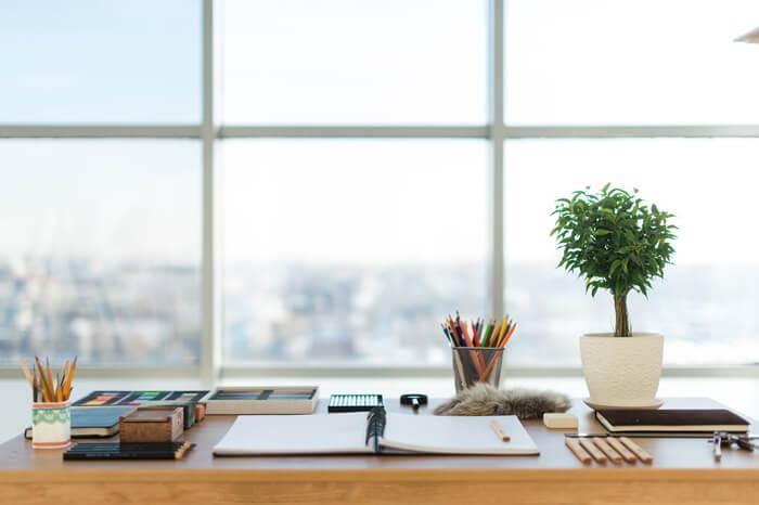 8 materiais personalizados para ter no escritório