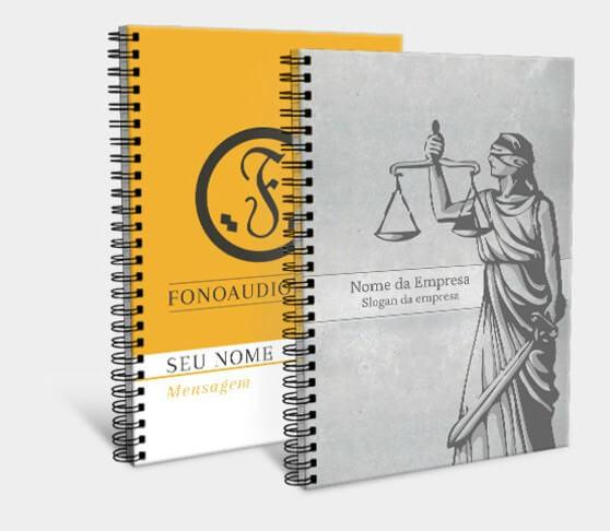 Agendas de direito personalizadas