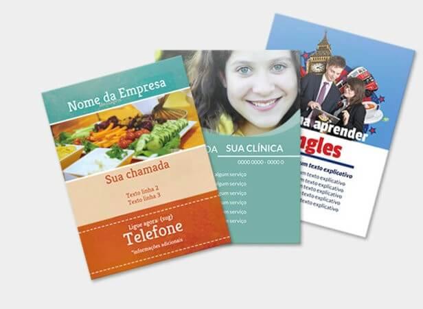 zoc pronto - Flyer, folder ou panfleto? Entenda as diferenças desses materiais!