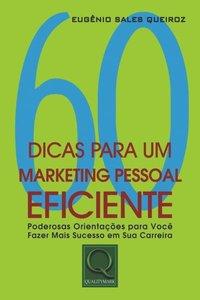 Capa do Livro Dicas para um marketing pessoal eficiente