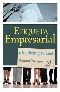 Capa do Livro Etiqueta empresarial