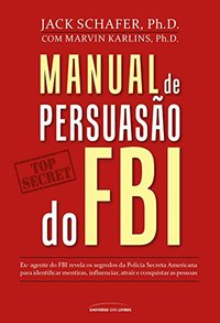 Capa do Manual de persuasão do FBI