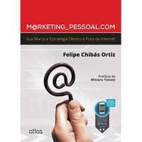 Capa do Livro Marketing Pessoal