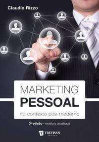 Capa do Livro Marketing Pessoal no Conceito Pós-Moderno