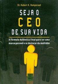 Capa do Livro Seja o CEO da sua vida
