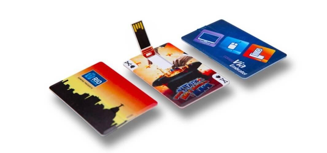 Cartão pen card