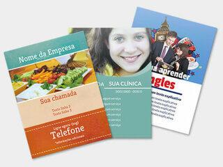 Distribuição de flyers