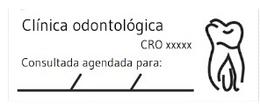 Exemplo carimbo médio