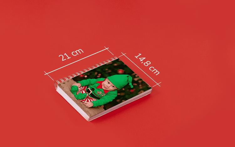 Caderno personalizado pequeno